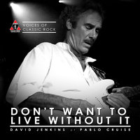 "Live By The Waterside ""Don't Want To Live Without It"" Ft. David Jenkins of Pablo Cruise — The Voices of Classic Rock, David Jenkins"