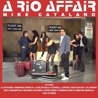 A Rio Affair (Re-Issue) — Mike Catalano