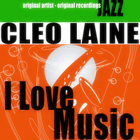 I Love Music — Cleo Laine, Ирвинг Берлин