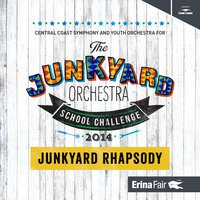 Junkyard Rhapsody — Central Coast Symphony and Youth Orchestra