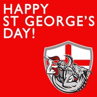 Happy St George's Day! British Marches, Sea Shanties, And Folk Songs to Celebrate in England — сборник