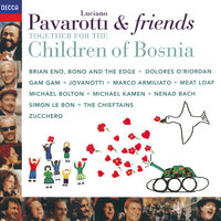 Pavarotti & Friends Together For The Children Of Bosnia — Luciano Pavarotti