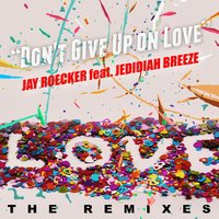 Don't Give up on Love — Jay Roecker