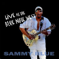 Live At The Blue Note West — Sammy Blue