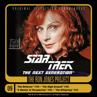 Star Trek: The Next Generation 9: The Defector/The High Ground/A Matter of Perspective/The Offspring — Ron Jones