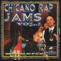 Chicano Rap Jams, Vol. 1 — сборник