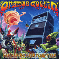 Frequencies From Planet 10 — Orange Goblin