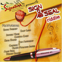 Sign And Seal Riddim — Choppa Chop, Various Aritists