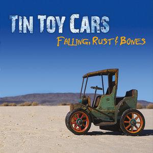 Tin Toy Cars - Desert Dogs