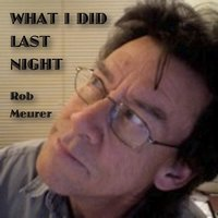 What I Did Last Night — Rob Meurer