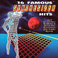 16 Famous Synthesizer Hits — Space 2000