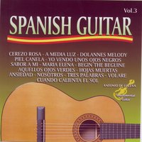 Spanish Guitar 3 — Antonio de Lucena