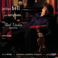 The Red Violin Concerto — Joshua Bell, Marin Alsop, Baltimore Symphony Orchestra