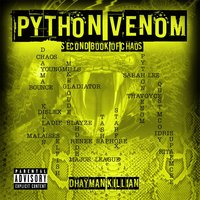 Python Venom {the Second Book of Chaos} — Dhayman Killian