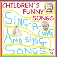 Children's Funny Songs — Ken Barrie