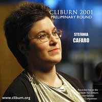 2001 Van Cliburn International Piano Competition Preliminary Round — Stefania Cafaro