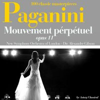 Paganini : Mouvement pérpétuel, Op. No. 11 — New Symphony Orchestra of London, Alexander Gibson