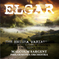 The Enigma Variations and Fantasia on a Theme by Thomas Tallis — Malcolm Sargent & PhilharmoniaOrchestra
