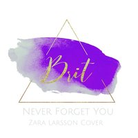 Never Forget You — Brit
