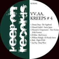 Kreeps, Vol. 4 — сборник