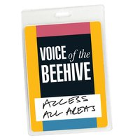 Access All Areas - Voice of the Beehive — Voice of the Beehive