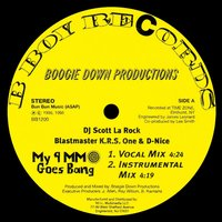 My 9mm Goes Bang / Criminal Minded — Boogie Down Productions