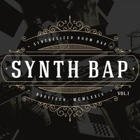 Synth Bap, Vol. 1 — BBoyTech