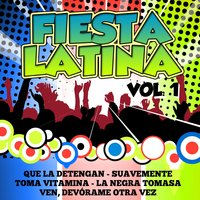 Fiesta Latina Vol. 1 — сборник