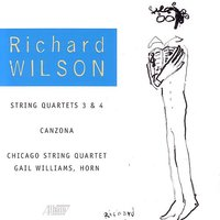 String Quartets — Chicago String Quartet