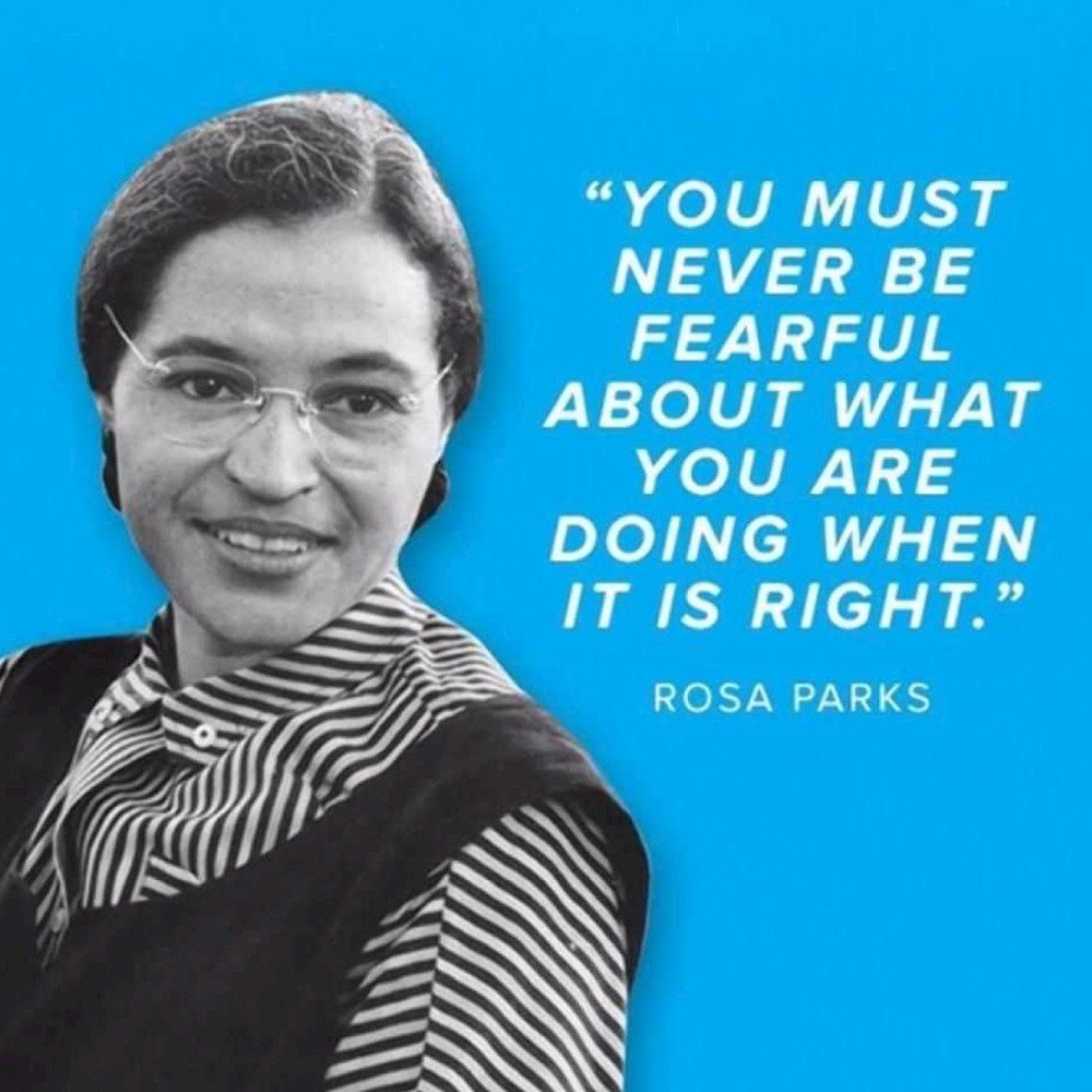 a history of how rosa parks fought for civil rights and fought racism The rosa parks collection rosa told her grandmother: but listening to rosa parks forces us to reconsider our view not only of our civil rights history.