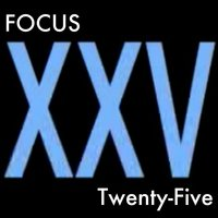 Twenty-Five (feat. Reginald Wizard Jones) — Focus