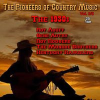 The Pioneers of Country Music, Vol. 2 — сборник