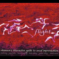 Flight: Rhiannon's Interactive  Guide to Vocal Improvisation. Taking Flight/Soaring — Rhiannon
