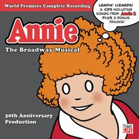 Annie: The Broadway Musical 30th Anniversary Cast Recording — Annie: The Broadway Musical 30th Anniversary Cast Recording