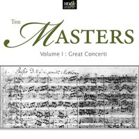 The Masters Vol. 1: Great Concerti: Famous Works For Violin — Lithuanian Chamber Orchestra