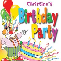 Christine's Birthday Party — The Fun Factory, The Tiny Boppers