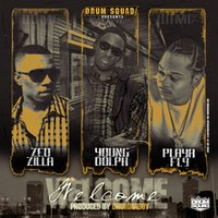 Welcome (feat. Young Dolph, Zed Zilla & Playa Fly) — Drumma Boy, Playa Fly, Zed Zilla, Young Dolph