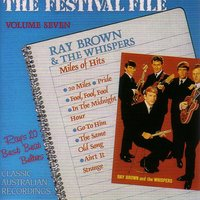 Miles Of Hits — Ray Brown And The Whispers