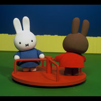 At the Playground — Miffy & Friends