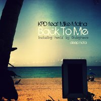 Back to Me — KPD