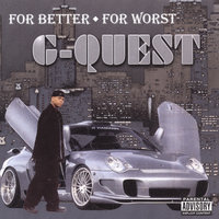 For Better For Worse (New Album) — G-Quest