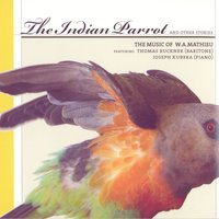 The Indian Parrot - The Music Of W.A. Mathieu — W.A. Mathieu