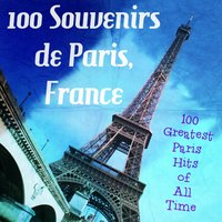 100 souvenirs de Paris, france — сборник