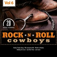 Rock 'n' Roll Cowboys, Vol. 6 — сборник