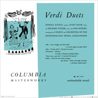 Richard Tucker- Verdi Duets — Richard Tucker