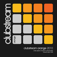 Clubstream Orange 2010 - One Year of Drum and Bass — сборник