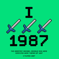 I Played 1987 - The Greatest Arcade, Console and Home Computer Game Themes of 1987 — PixelMix