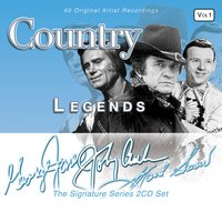 Country Legends Signature Series Vol 1 — сборник