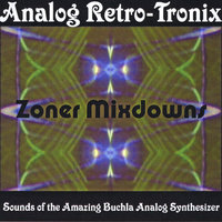 Zoner Mixdowns — Analog Retro Tronix