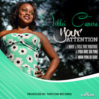 Your Attention - EP — Nikkei Camera
